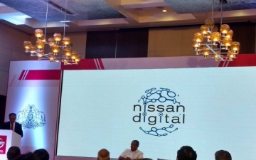 Nissan Digital hub 18