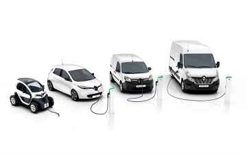 Safety of electric vehicles 12