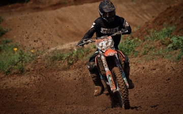 KTM MOTOREX MICHELIN MX TEAM 08