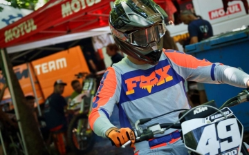 KTM MOTOREX MICHELIN MX TEAM 09
