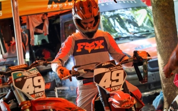 KTM MOTOREX MICHELIN MX TEAM 10