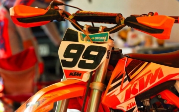 KTM MOTOREX MICHELIN MX TEAM 11