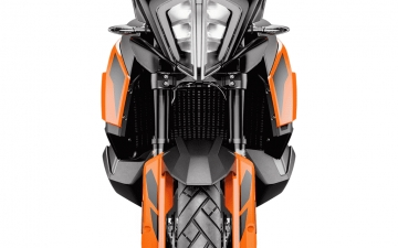 KTM 790 ADVENTURE_Orange MY19_Front