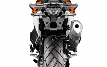 KTM 790 ADVENTURE_Orange MY19_Rear