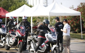 Honda Adventure Camp 12