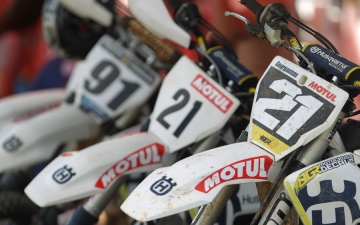 HUSQVARNA MOTUL MX TEAM FINAL ROUND