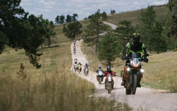 Review 13th ADVENTURE RIDER RALLY USA 2016