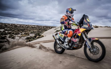 Matthias Walkner KTM 450 RALLY Dakar 2017 27 23