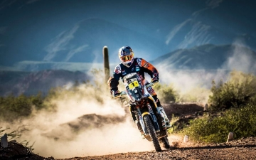 Toby Price KTM 450 RALLY Dakar 2017 14 36