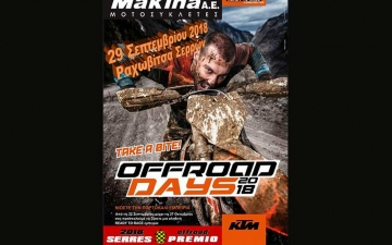 Makina KTM enduro days 10