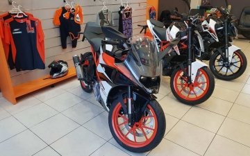 KTM ORANGE DAYS Thes  2018 18