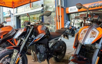 KTM ORANGE DAYS Thes  2018 19