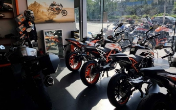 KTM ORANGE DAYS 2018 Kalamata 11