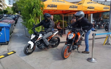 KTM ORANGE DAYS 2018 Kalamata 16