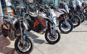 KTM ORANGE DAYS 2018 Kalamata 20