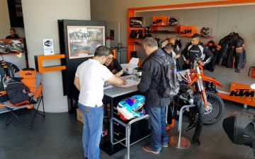 KTM ORANGE DAYS 2018 Kalamata 23