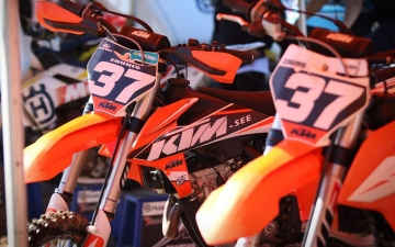 _ύ_ MOTOREX MICHELIN ACERBIS MX TEAM-1