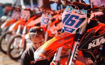 _ύ_ MOTOREX MICHELIN ACERBIS MX TEAM-2