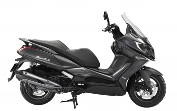 KYMCO DOWNTOWN 350 MY2018 12