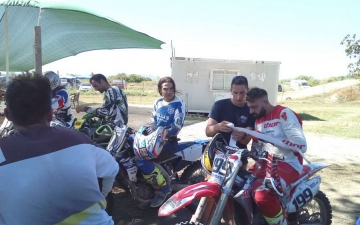 Motocross Training Seminar 11
