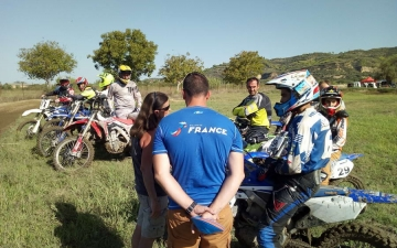 Motocross Training Seminar 12