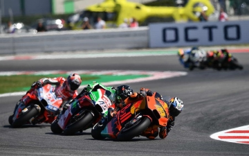 MotoGP MICHELIN MISANO REVIEW 11