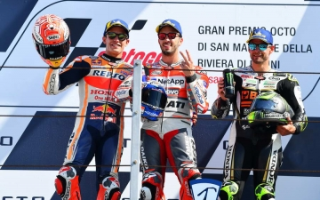 MotoGP MICHELIN MISANO REVIEW 20