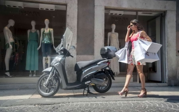 KYMCO People One 125i CBS (11)