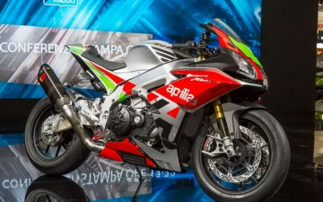 Aprilia RSV4 RF Factory Works Kit