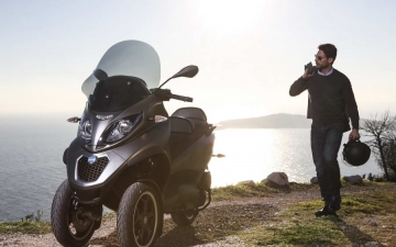 Piaggio Mp3 May promo 11