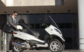 Piaggio Mp3 May promo 12