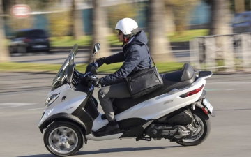 Piaggio Mp3 May promo 13