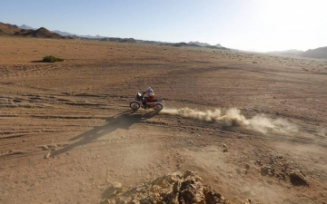 rally dakar 2020 2i mera al wajh to neom ross branch rookie 070120
