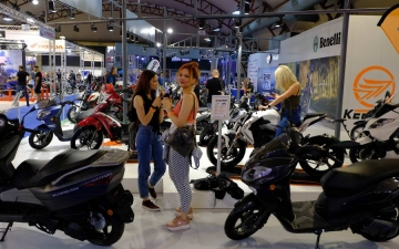 Thes Moto Show 2018 FINALE 42