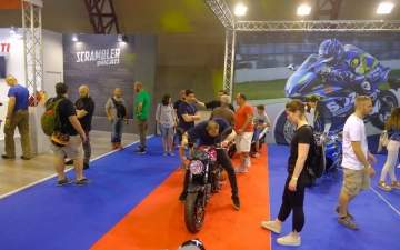 Thes Moto Show 2018 FINALE 53
