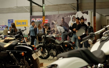 MOTORCYCLE DAYS 40