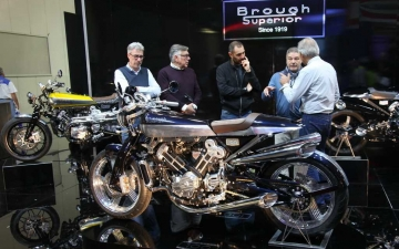 Brough Superior Anniversary 181218