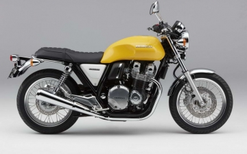 CB1100 EX RS yellow_MY17