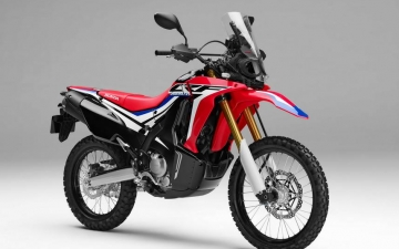 HONDA CRF250 Rally 2017 01