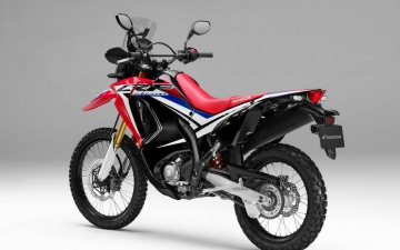 HONDA CRF250 Rally 2017 09