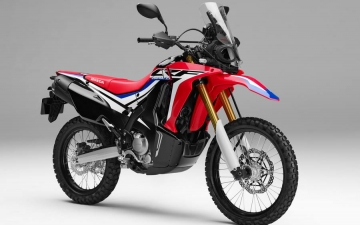 Honda CRF250 Rally 2017 15