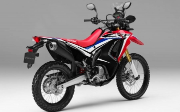 Honda CRF250 Rally 2017 16