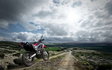 Honda CRF250 Rally 2017 25
