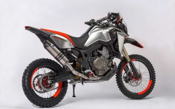 Africa Twin Enduro Sports Concept 02
