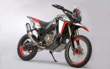 Africa Twin Enduro Sports Concept 03