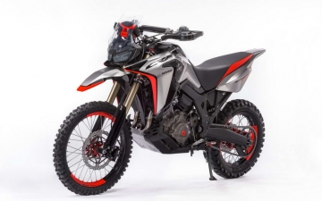 Africa Twin Enduro Sports Concept 04