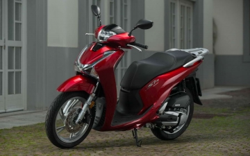 Honda Scooter SH150 MY2017 27