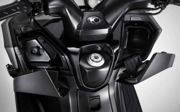 Kymco Downtown 350i ABS 260319