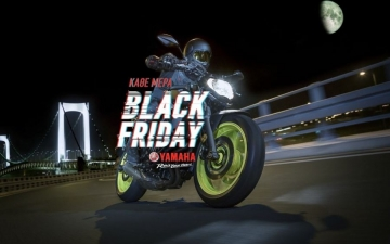 Black Friday Yamaha 151118