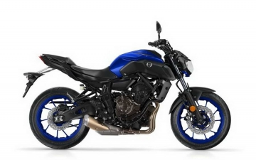 Yamaha- MT MY18 10